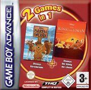 2 Games In 1 Disney's Baren Bruder Disney's Konig der Lowen.jpg