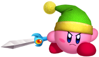 Kirby's Return to Dream Land - Espada
