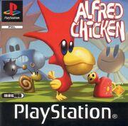 Alfred Chicken (PSX) - Portada.jpg