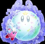 Kirby's Return to Dream Land - Bola de Nieve