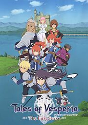 Tales of Vesperia - The First Strike.jpg