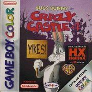 Bugs Bunny in Crazy Castle 4 - Portada.jpg