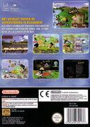 Super Smash Bros Melee - portada EUR BACK