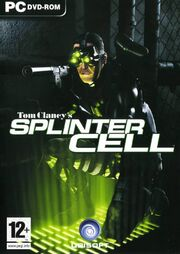 Tom Clancy's Splinter Cell - Portada.jpg