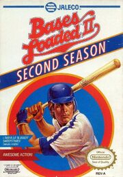 Bases Loaded II - Second Season - Portada.jpg