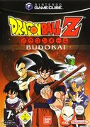 Dragon Ball Z Budokai portada