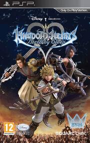 Kingdom Hearts - Birth by Sleep - Portada.jpg