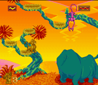 The Lion King SNES Captura 02