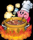 Kirby Super Star Ultra Cocinero