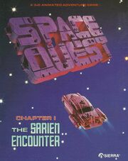 Space Quest I- The Sarien Encounter - Portada.jpg