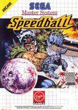 Speedball portada Master System Virgin