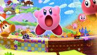 Kirby Triple Deluxe - ARTE1