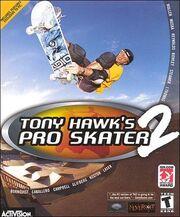 Tony Hawk's Pro Skater 2 - Portada.jpg