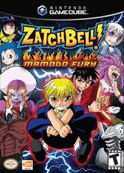 Zatch Bell! Mamodo Fury portada.jpg