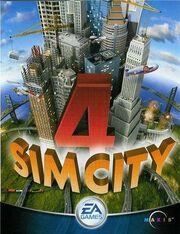 SimCity 4 - Portada.jpg