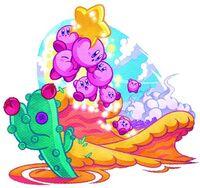 Kirby: Ataque de masa!!