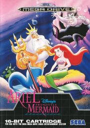 Disney's Ariel - The Little Mermaid - Portada.jpg