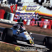 F1 Circus Special - Pole To Win - Portada.jpg