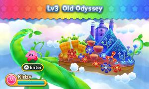 Kirby Triple Deluxe - Nivel 3
