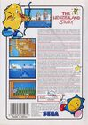 The New Zealand Story contraportada Master System