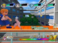 KNGB! - Go! Go! Mamono Fight!! SCREEN3