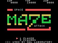 Space Maze Attack TÍTULO