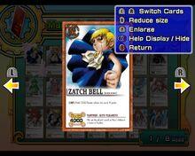 Zatch Bell! - Mamodo Battles capura 10.jpg