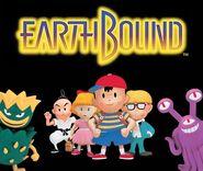 Earthbound - Portada Wii U