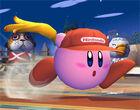 Super Smash Bros Brawl - Kirby Diddy Kong