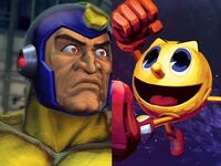 Mega Man vs Pac-Man - The Ultimate Crossover!!!