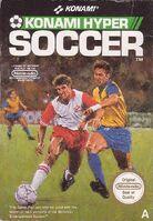 Konami Hyper Soccer - portada
