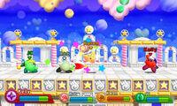 Kirby Triple Deluxe - Combate Kirby