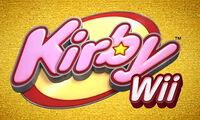Kirby Wii LOGO