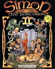 Simon the Sorcerer 2 - El león, el mago y el armario - Portada.jpg