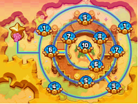 Kirby Mass Attack - Mapa 03