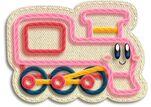 Kirby estambre tren