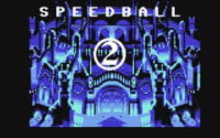 Speedball 2 título Commodore64