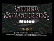 Super Smash Bros Melee - captura 1