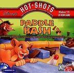 Disney's Hot Shots - Paddle Bash