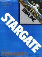 Stargate PC Booter portada USA