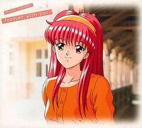 Shiori Fujisaki forever with you
