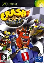 Crash Nitro Kart - Carátula.png