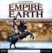 Empire Earth Spanish--cdcovers cc--front.jpg