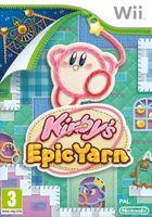 Kirby epic yarn portada eur