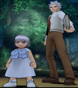 Mamodo Battles MODELS - Zeno & Dufort