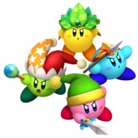 Kirby's Return - Team Kirby