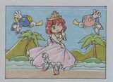TwinBee Paradise omake Pastel 3