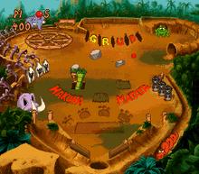 Timon & Pumbaa's Jungle Pinball SNES.png