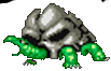 Archivo:Ghouls 'n Ghosts - Stone Turtle.png