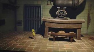 Little Nightmares - GC Direct feed gameplay